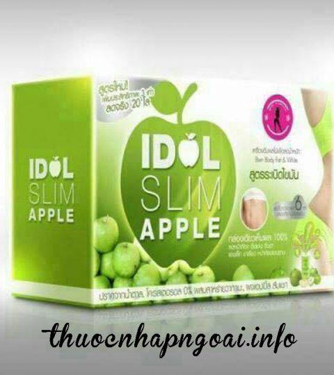giam-can-idol-slim-apple